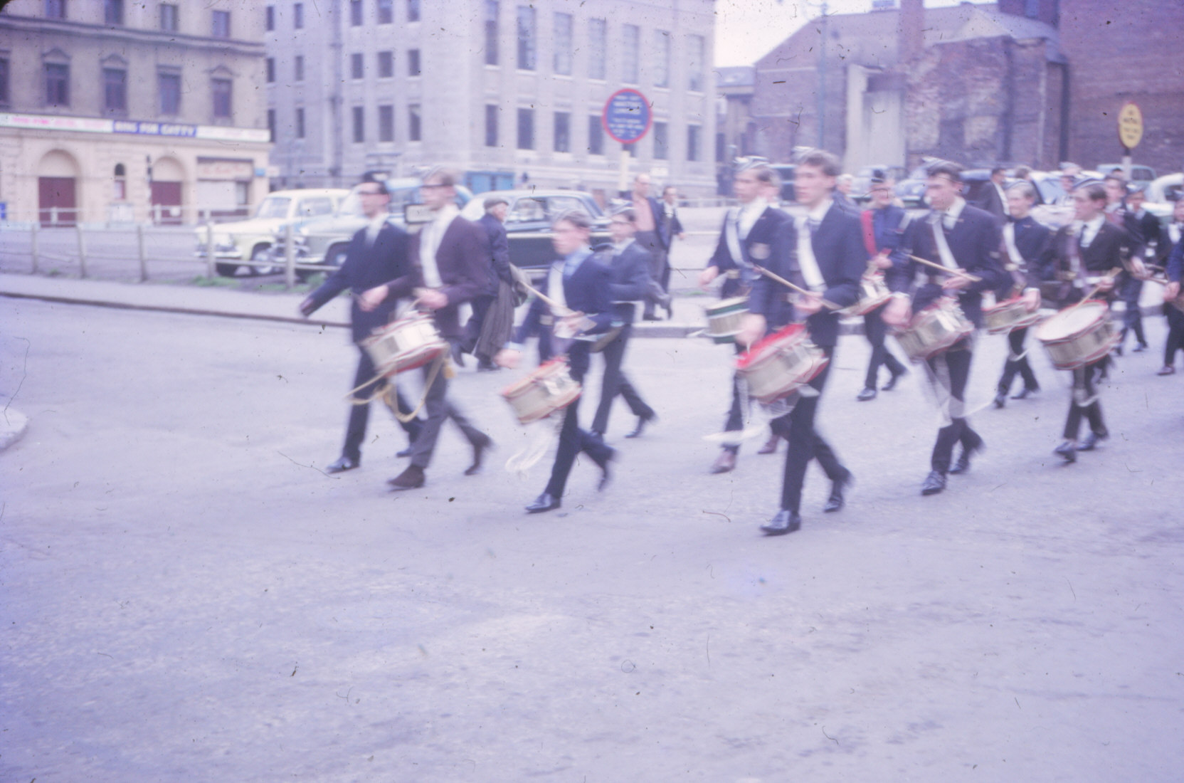 Boys Brigade, Sheffield Battalion, Parade 1965 June (1).jpg