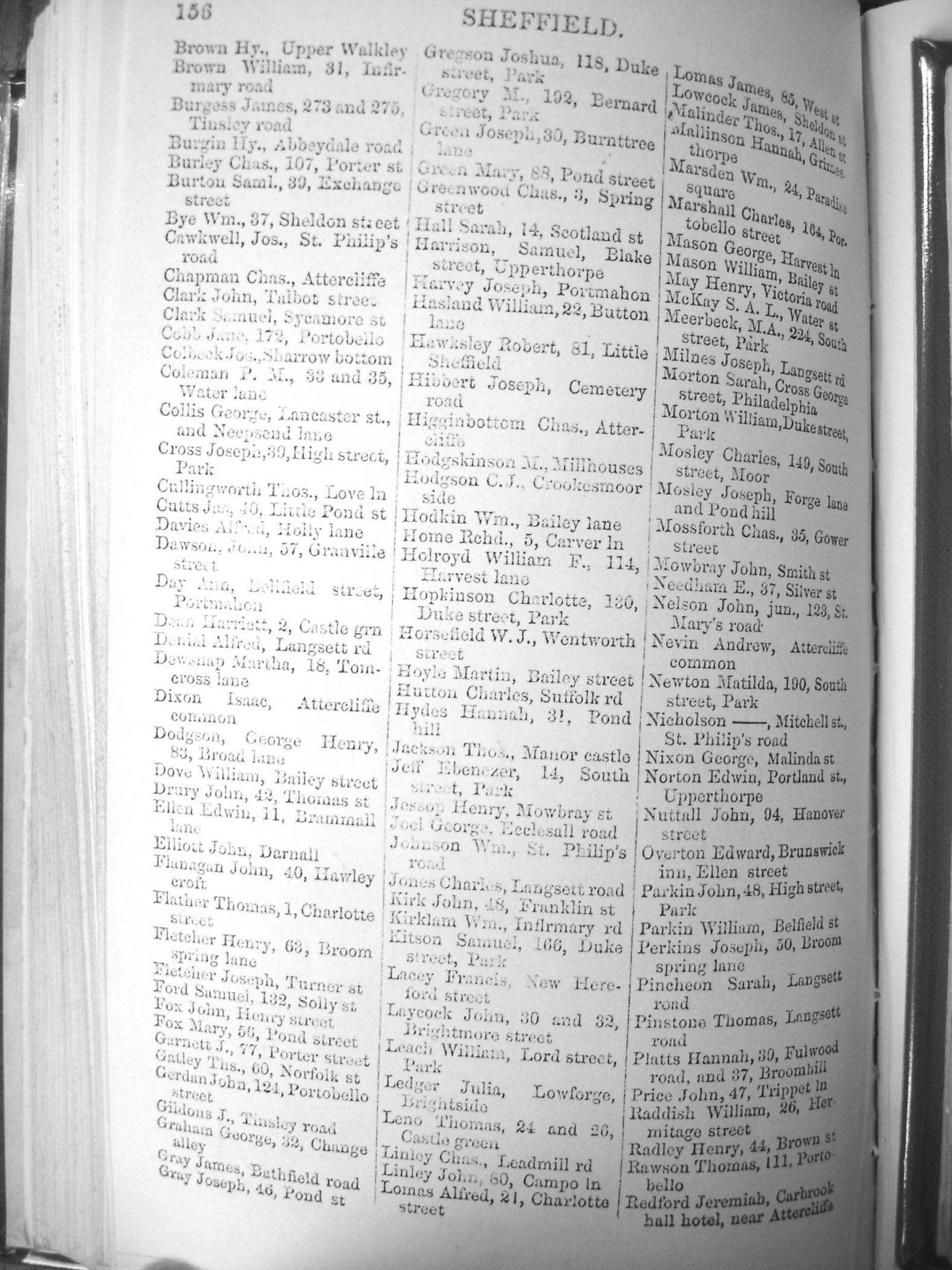 1859 beer retailers. Melville B-R.JPG