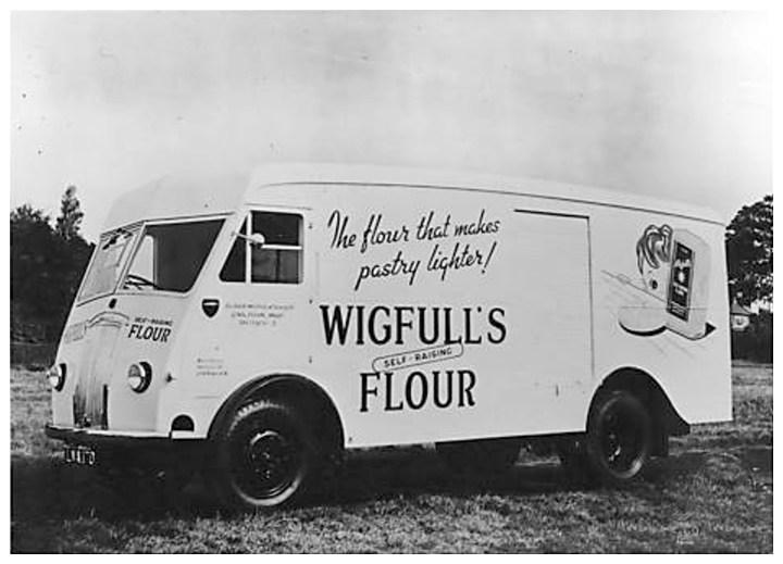 Joshua Wigfull and Sons Ltd. Star Flour Mills. Sheffield 3, Brochure 1750-1948