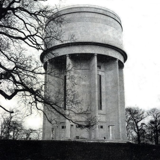 NORTON WATER TOWER, SHEFFIELD