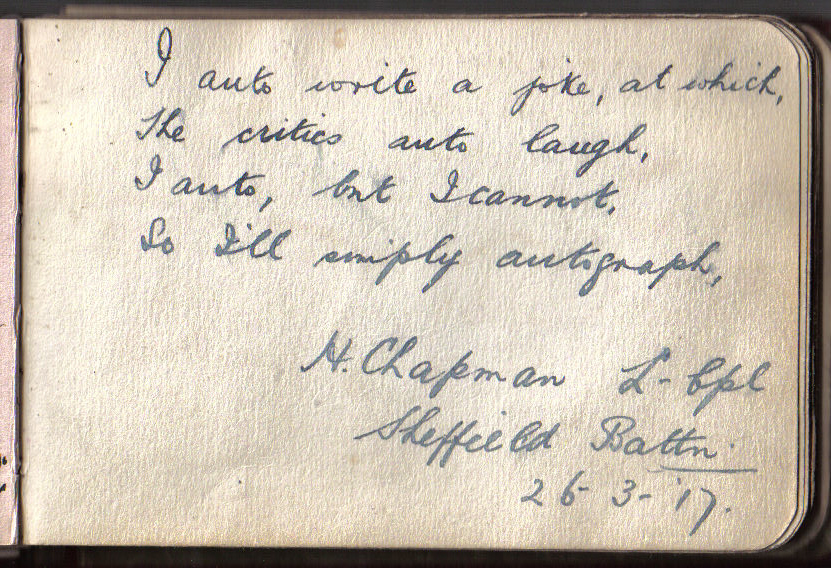 chapman sheffield battn 1917.jpg