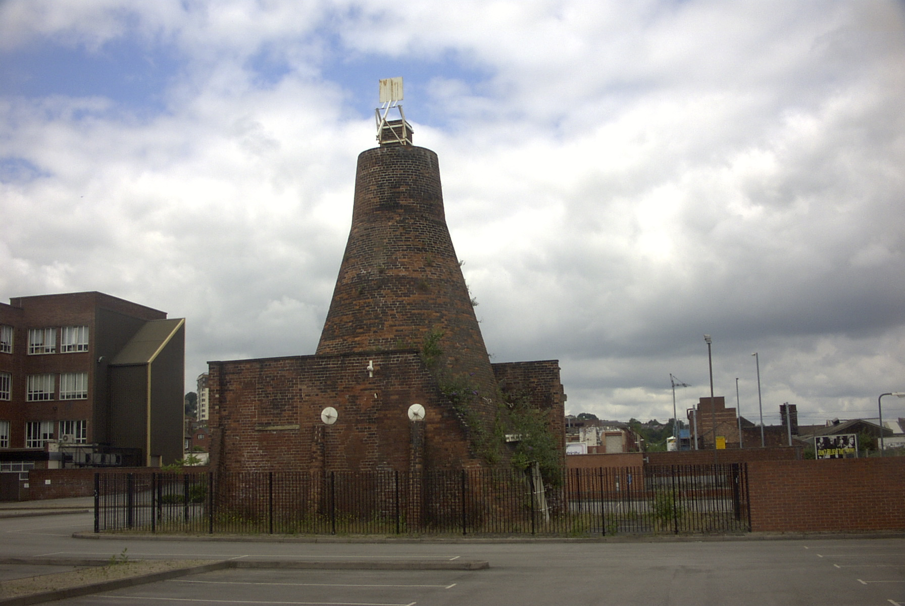 Cementation Furnace Sheffield History Chat Sheffield History