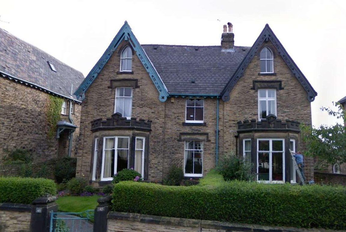 Victorian Gothic Revival Houses SHEFFIELD HISTORY CHAT