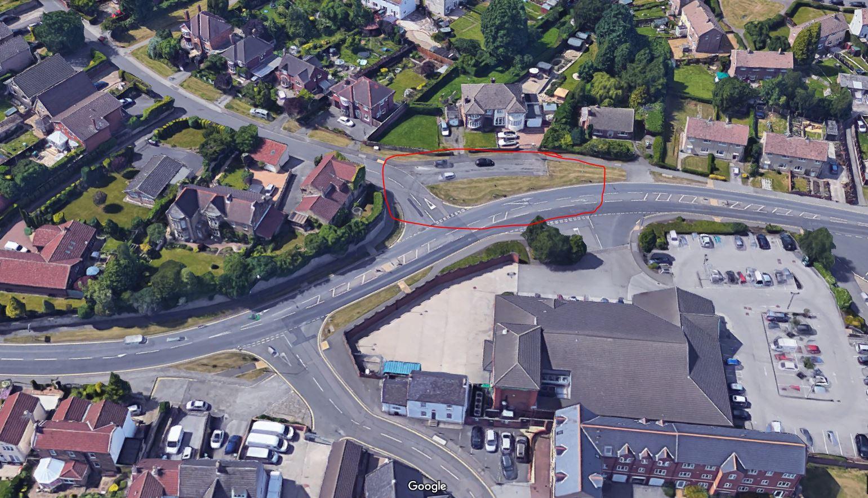 Pinfold Street, Eckington_Aerial.JPG