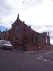 Thirwell Road, Heeley Wesley