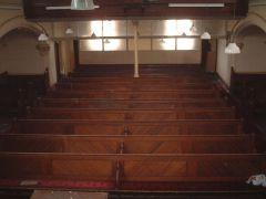 Inside Sharrow St John's