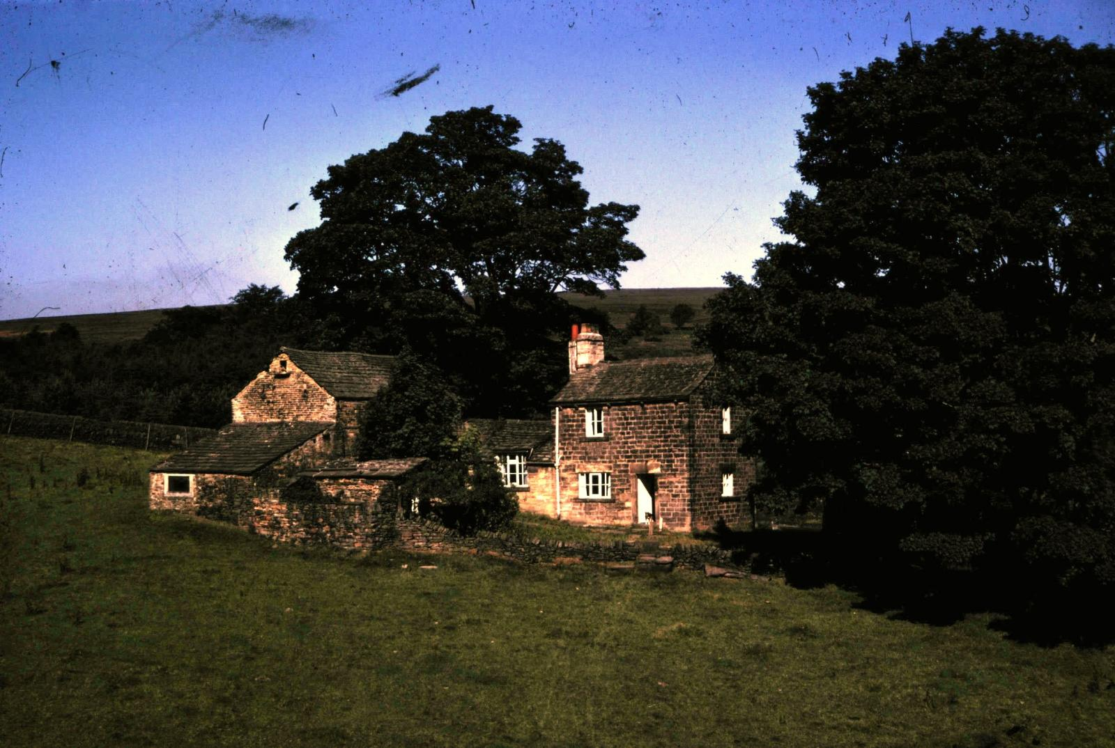 Wilkin Hill cottage, Low Bradfield