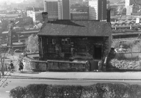 No 9 Shrewsbury Rd 1974