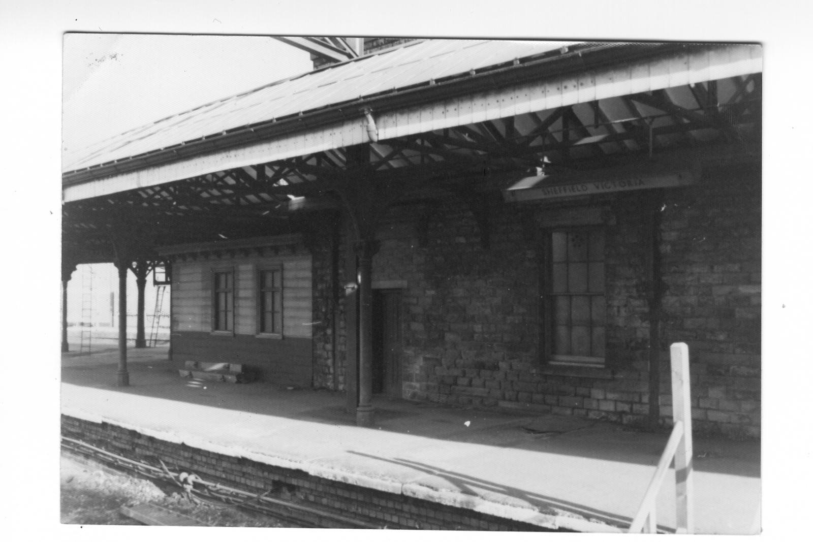 Victoria station 1974