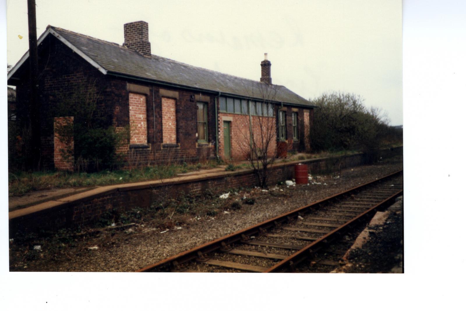 Grange Lane Station
