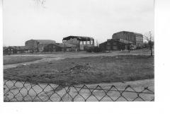 Norton aerodrome Hangers 1977