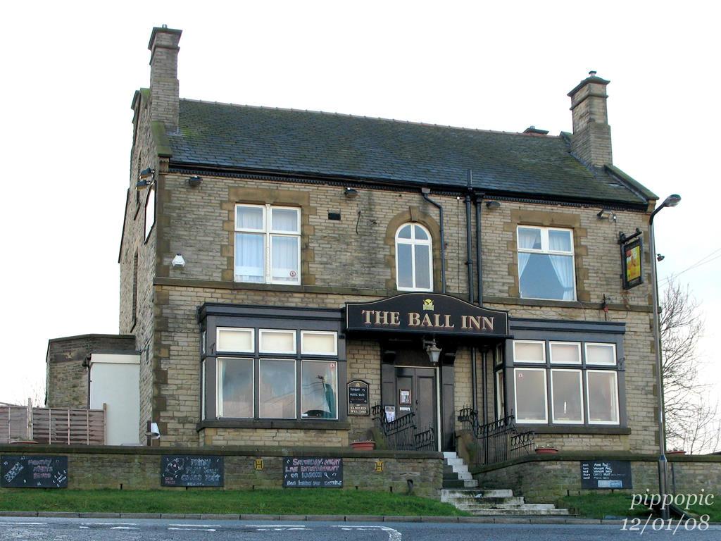 Ball Inn, Myrtle Road Heeley