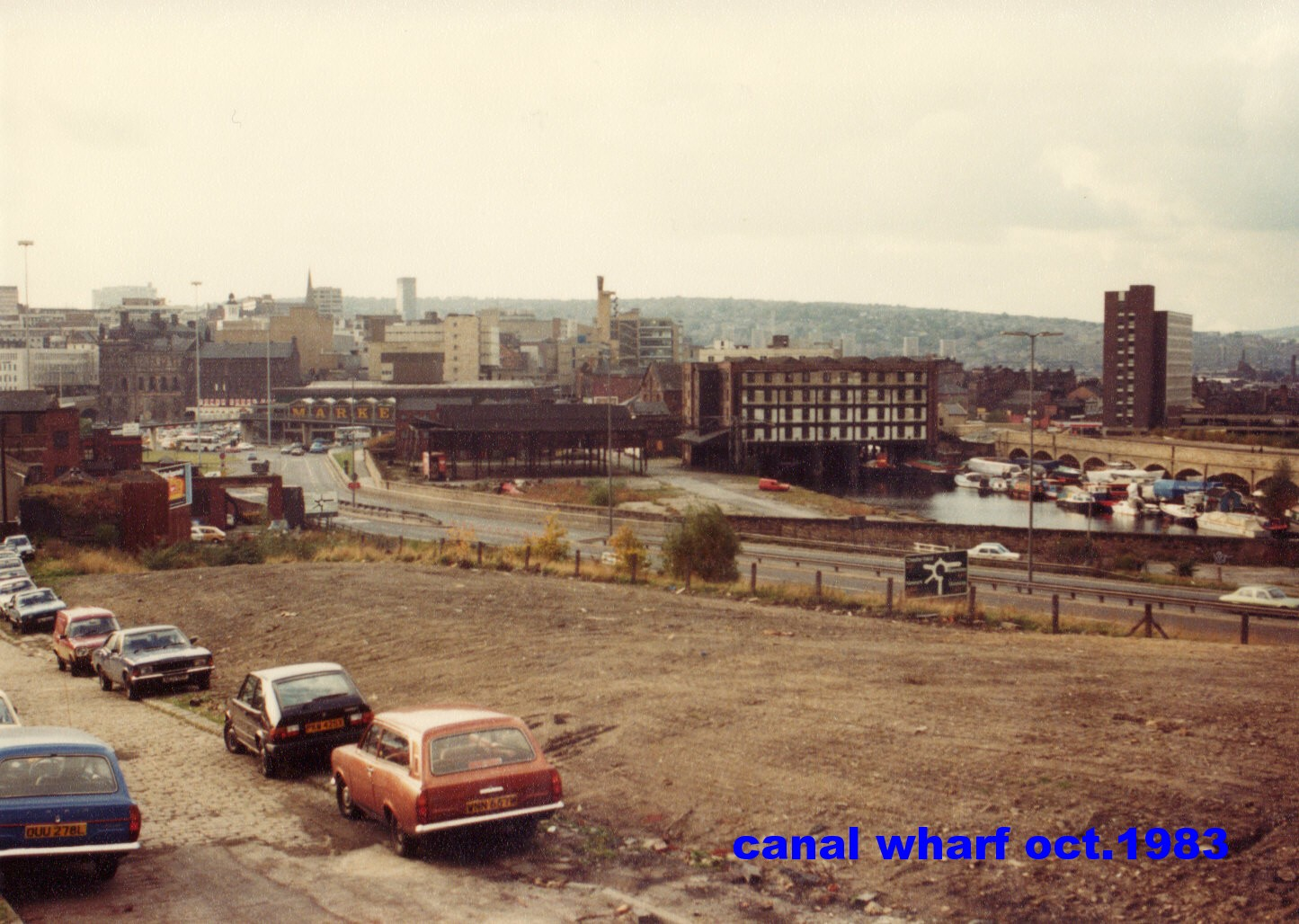 Canal Wharfe