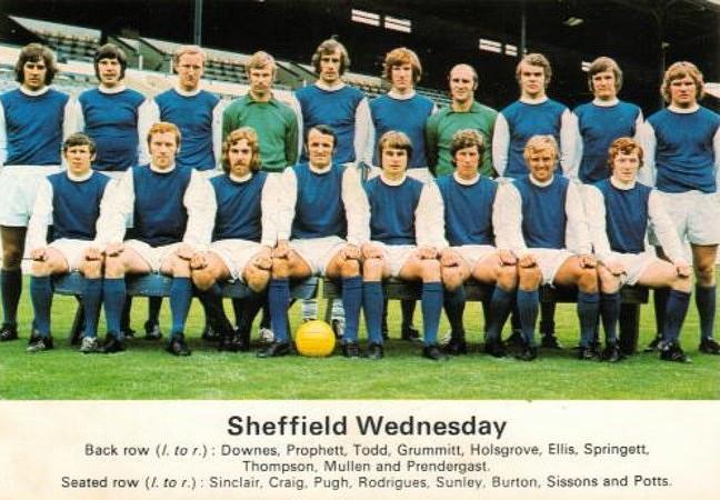 Wednesday Squad 71/72