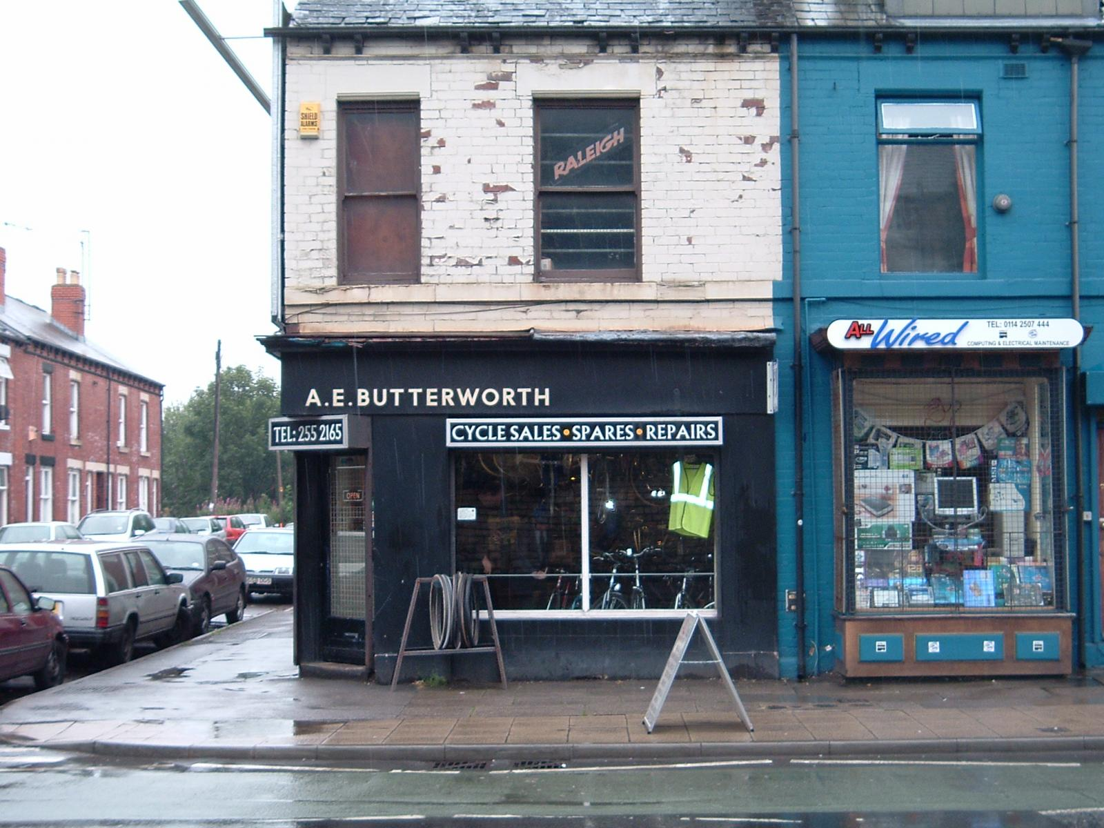 Butterworths, Abbeydale Road