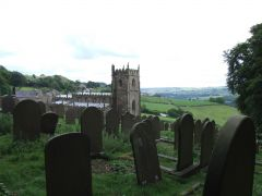 St Nicholas Church, Bradfield