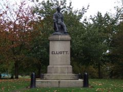 Elliott, Weston Park