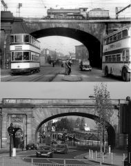 Wicker Arches 1950's/2008. by Stuart0742