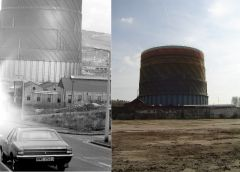 Neepsend gas works 1974-2007, photos by DaveH