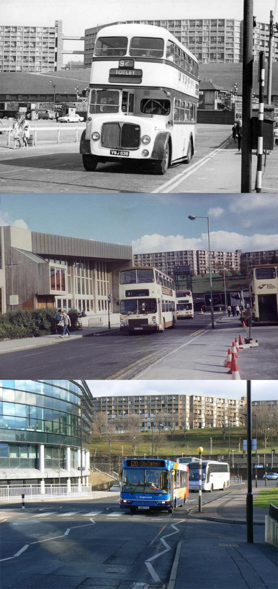 Harmer Lane x 3. By Stuart0742 & transit