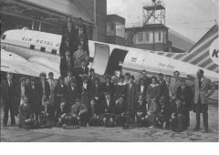 Jordanthorpe school trip to Holland ( 1961 ?)