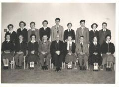 Jordanthorpe school, 1950's origin unknown