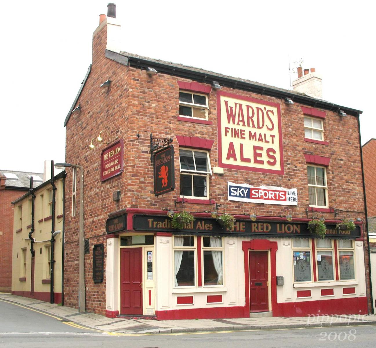 Red Lion, Charles Street