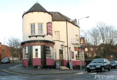 Victoria Hotel  (Round House) Gleadless Rd, 2008