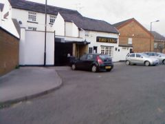 the stag back entrance