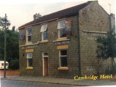 The Cambridge Hotel 452 Penistone Road S6
