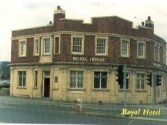 The Royal Hotel 2 Bradfield Road S6