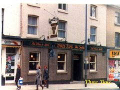 The Three Tuns 55 Leopold Street S1