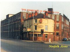 The Norfolk Arms 160 Attercliffe Road S4