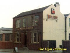 The Old Light Horseman 155 Penistone Road S6