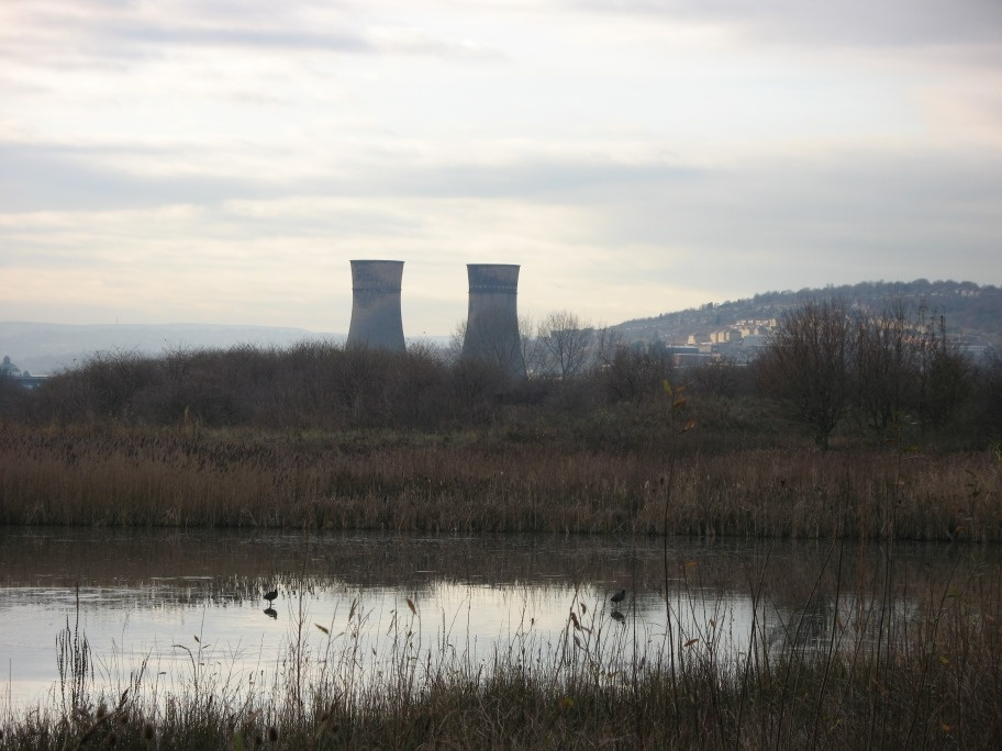 Towers, from Blackburn Nature Reserve