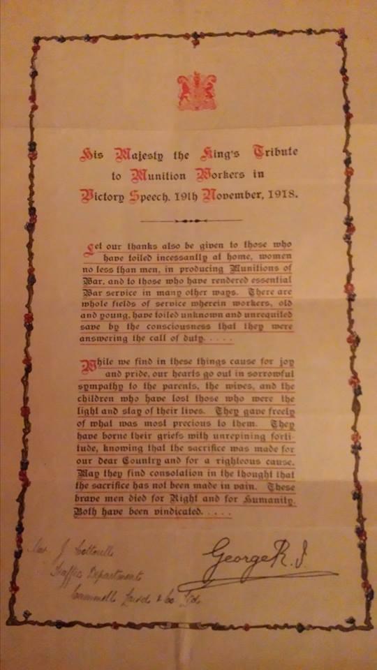 cammell laird declaration
