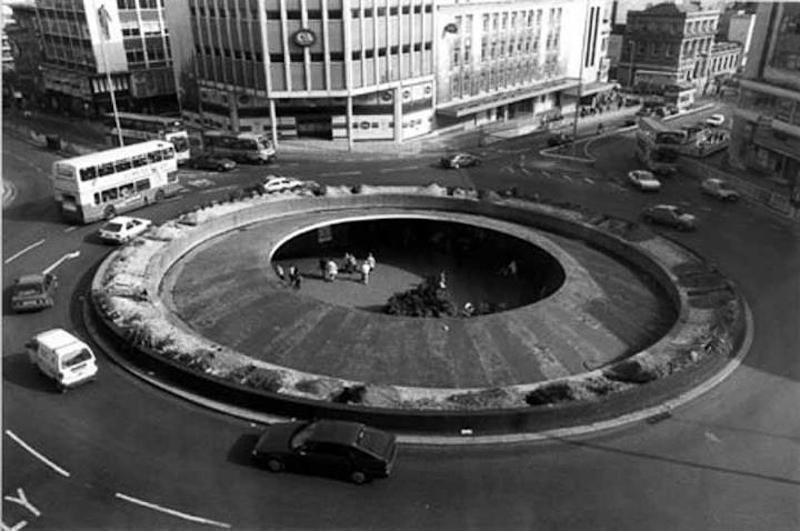 The Hole In The Road - Sheffield