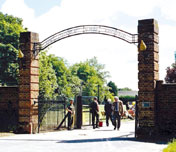 army camp gates