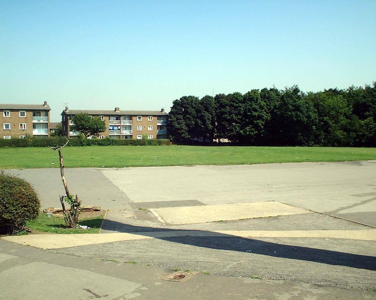Hemsworth School Jul 2003 07