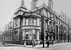 Royal Hospital West Street  Sheffied
