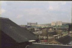 Claywood flats, Park Hill flats & hyde Park flats in 1 shot.