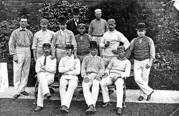 Early Yorkshiree CCC