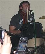 Little Man Tate drummer Dan