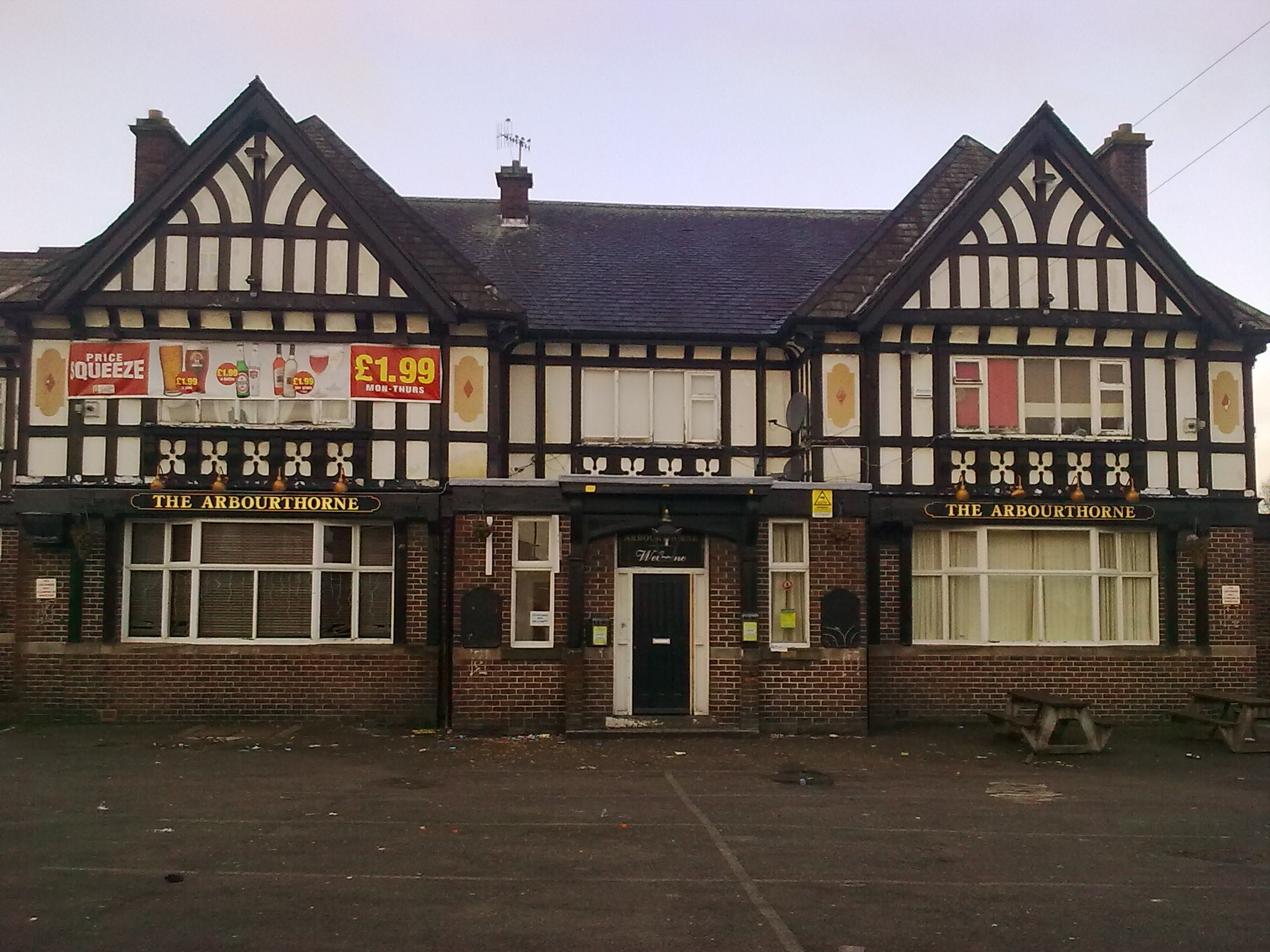 The elm tree manor top sheffield pubs wmc 39 s for The sheffield