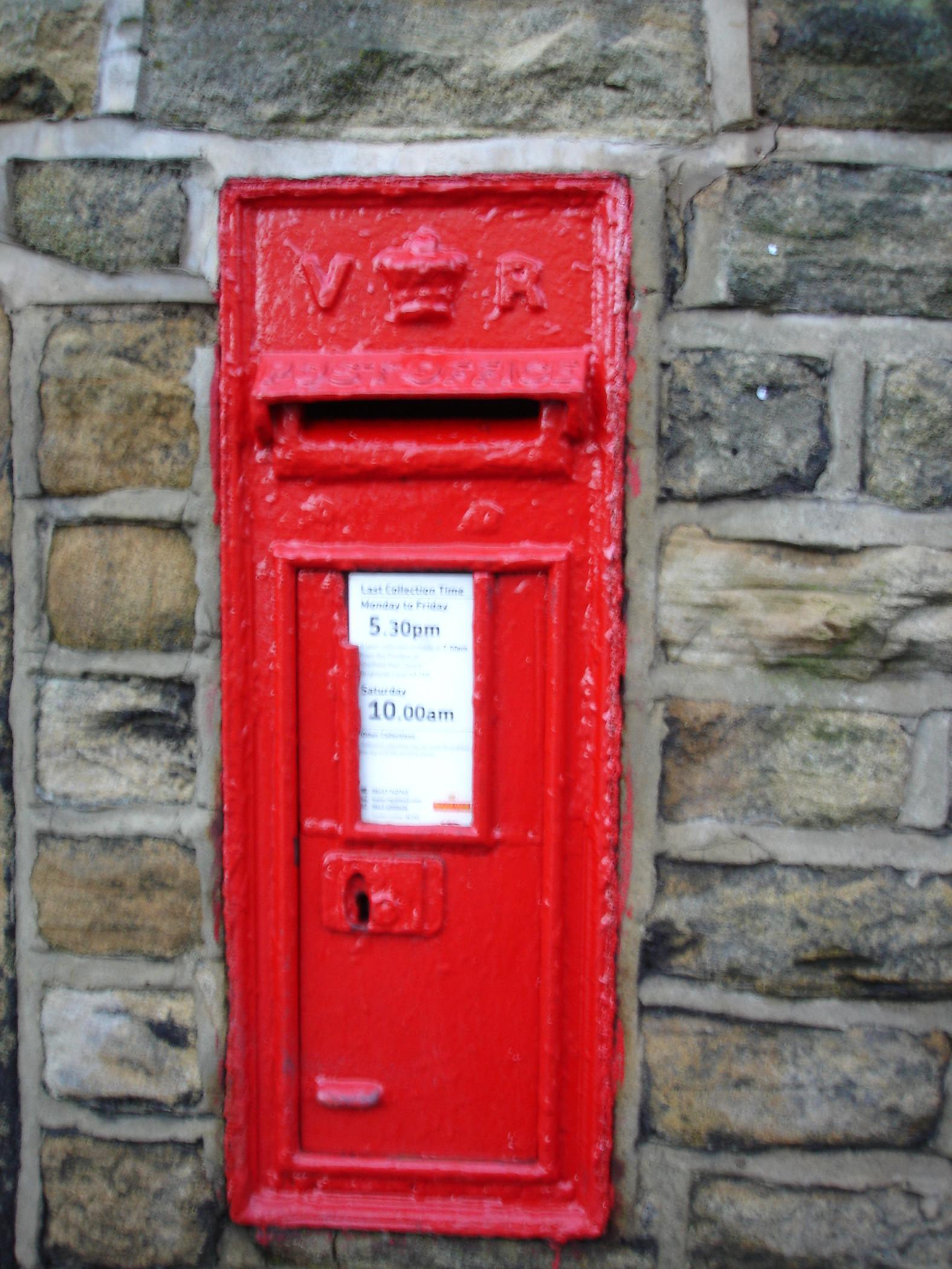 V R Post Boxes