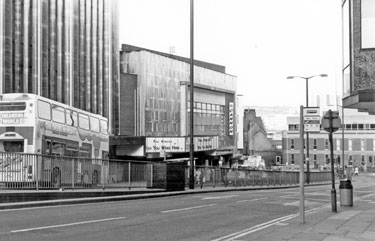 THE ABC CINEMA Sheffield