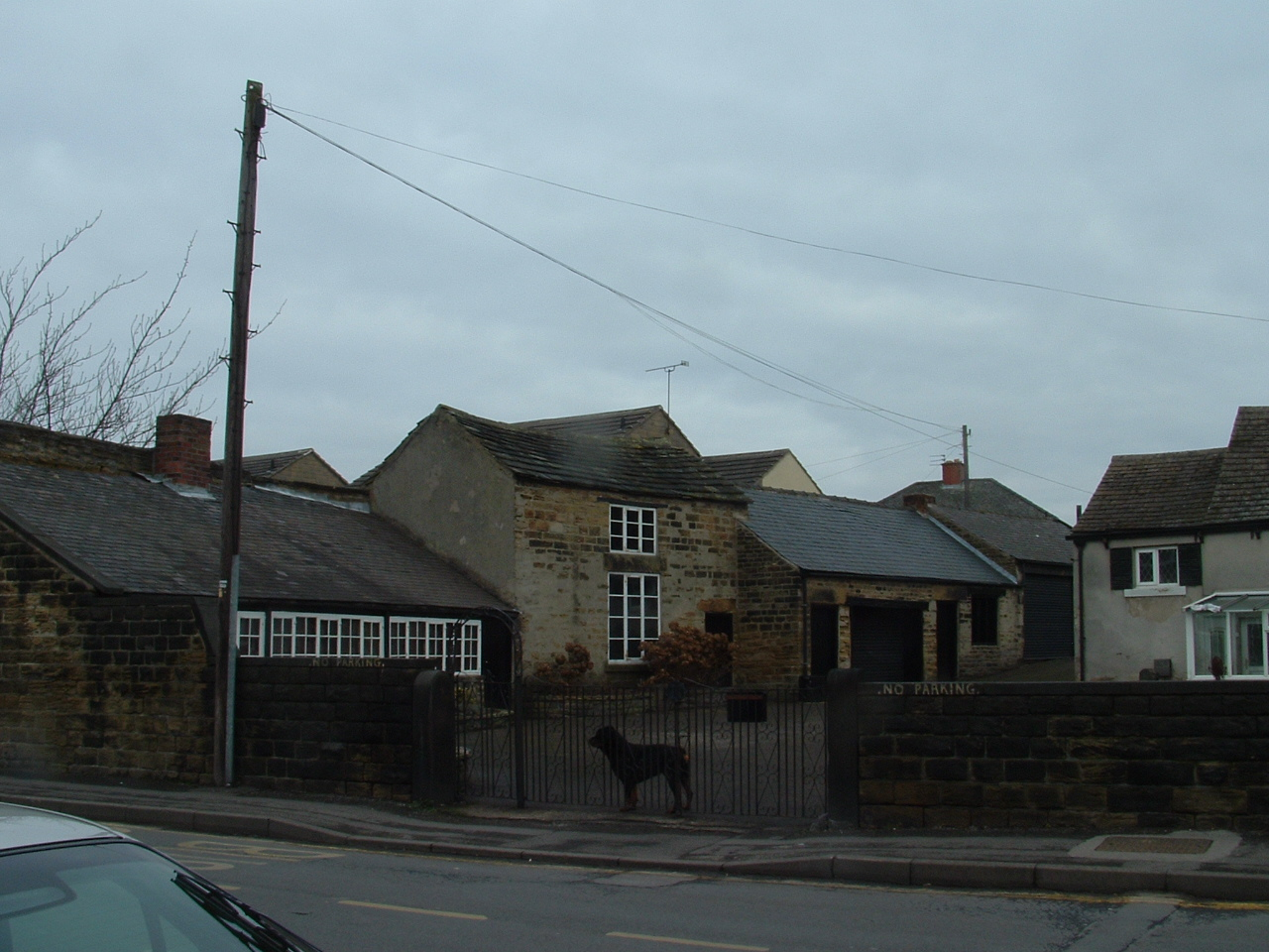 Old Barns - SHEFFIELD PLACES - NOW GONE - Sheffield History ...