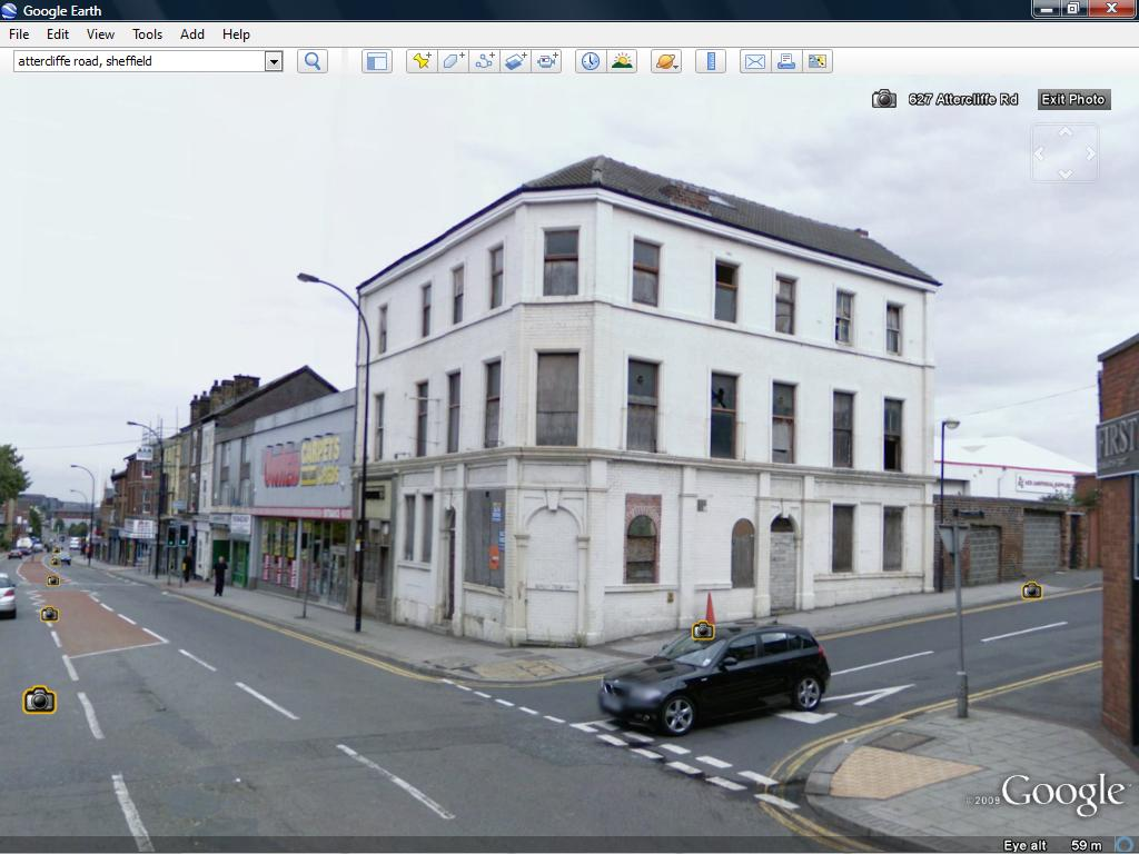 Sheffield's Lost / Closed Pubs
