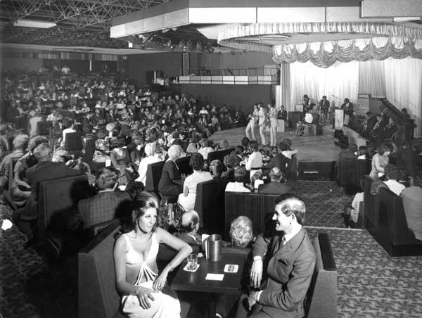 The Fiesta nightclub Sheffield
