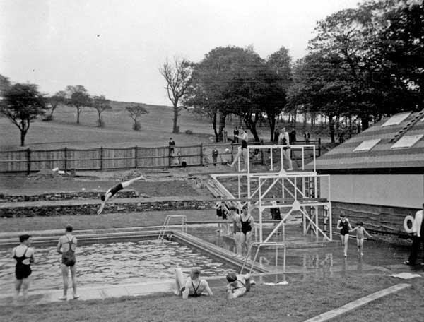 Longley Park Swimming Pool Sheffield Places Now Gone Sheffield History Sheffield Memories
